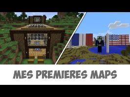 Minecraft : Mes Premières Maps