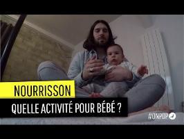 Quelles activités faire avec bébé ?