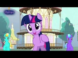MLP FiM - Morning in Ponyville - Multi Language