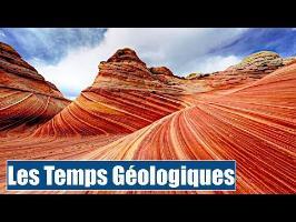 Les Temps Géologiques - Paléo#1.1