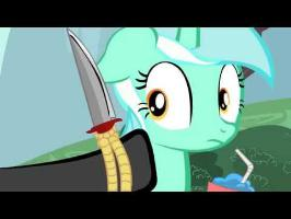 Hooded Quickies: Almost... (MLP Animated Comic)