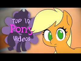 The Top 10 Pony Videos of July 2021 (ft. Scootertrix Studios)