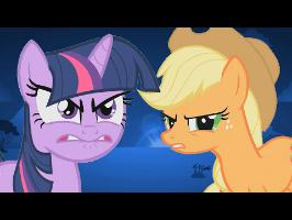 Applerick vs Walter Sparkle. Epic Rap Battles of My Little Pon