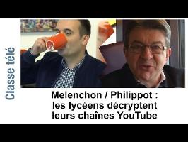 Philippot VS Mélenchon : on dirait deux youtubeurs de 18 ans