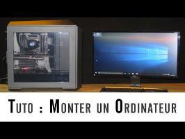 Tuto 2016 : Monter un ordinateur