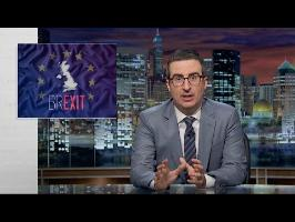 Last Week Tonight with John Oliver: Brexit (HBO)