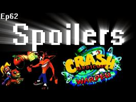 Spoilers - Crash Bandicoot 3