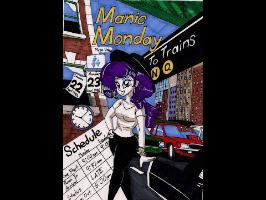 Rarity's Manic Monday