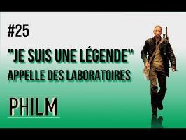 Je suis une légende VS des laboratoires - Philm