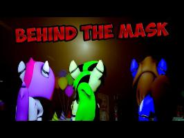 Behind The Mask [SFM] - Official Music Video [HD 60fps] [CC]