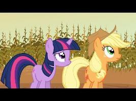 [Animation Ponies]Rainbow Smashed