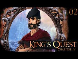 King's Quest Chapitre IV - 02 - Alexander le gland [4K60fps]