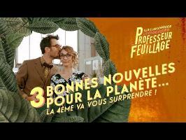 3 BONNES NOUVELLES POUR LA PLANÈTE !