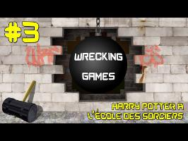 Wrecking Games 3 - Harry Potter 1 (PS1)