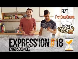 RAMENER SA FRAISE - Express'ion #18 ft. FastGoodCuisine