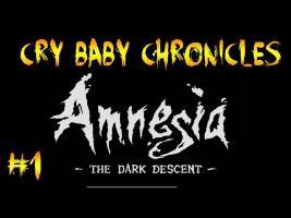 Amnesia: Playthrough | Ep.1, GUNNS4HIRE