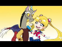 Sailor Moon meets My Little Pony (1/2)