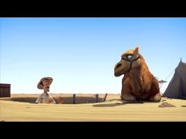 Les Pyramides d'Égypte - Animated Short Film