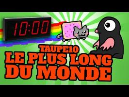Le TOP 10 le PLUS LONG du monde !