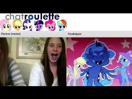 ChatRoulette reacts to Ponies - Round 2
