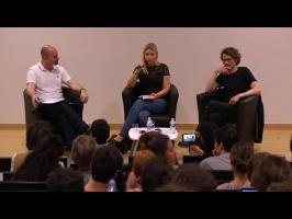 ANTISOCIALE : Conférence avec Aude Lancelin, Thomas Guénolé et Thomas Porcher
