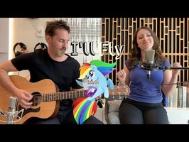 My Little Pony - I'll Fly (Live Acoustic Cover)