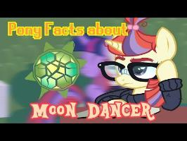 Pony Facts about Moon Dancer