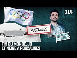 Fin du monde, JO et neige à Pouzauges - VERINO #114 // Dis donc internet...