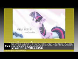 VivaceCapriccioso - Winter Wrap Up (Acoustic Orchestral Cover)