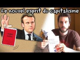 Macron et l'ubérisation, ou le nouvel esprit du capitalisme [Vlog]