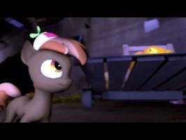 [SFM Ponies] Nightmare Treat