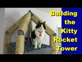 Building the Kitty Rocket Tower