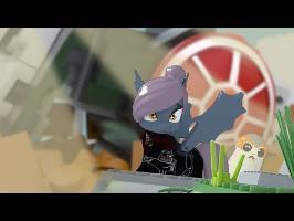My lego pony: Tie pilot