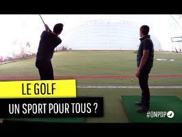 Le golf : un sport d'élite ?