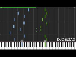 It's Been So Long - Piano Transcription by DJDelta0 (11,000 subscribers special!)