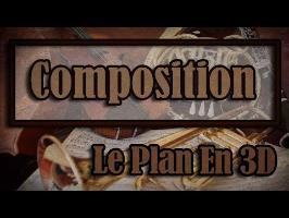 Composition - Le 4ème mur - Le Plan En 3D