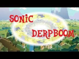 Derpy Animation | Sonic DerpBoom