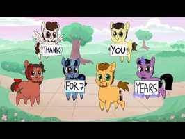 7 Years of Linkin Pony