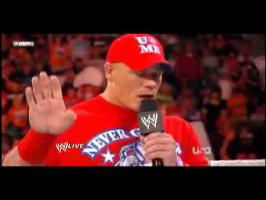 John Cena whining like Rarity