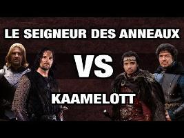 Le Seigneur des Anneaux VS Kaamelott - La Communauté du Graal