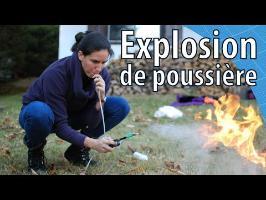 Explosion de poussiere ! Scilabus 37