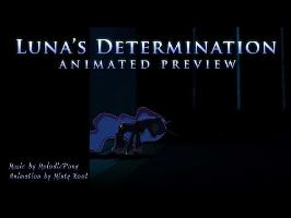 Luna's Determination: Animated Preview