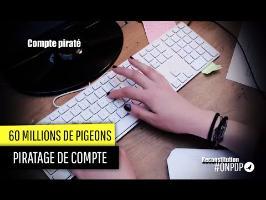 60 millions de Pigeons : le compte piraté