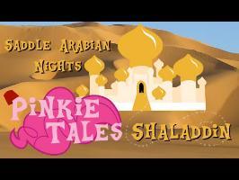 [MLP Animatic] Pinkie Tales - Shaladdin