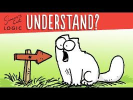 Is Your Cat Talking To You? - Simon's Cat