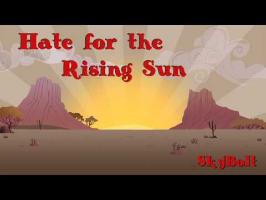 Hate for the Rising Sun (Fallout: Equestria) - SkyBolt - (The Animals, made yet more animal-like)