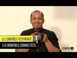 Contrôle Technique : les montres connectées