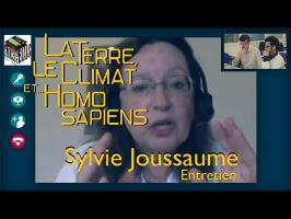 Entretien avec Sylvie Joussaume (La Terre, le climat et Homo sapiens)