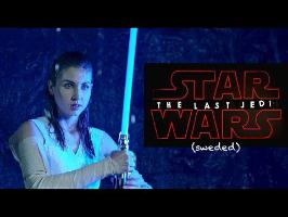 Star Wars: The Last Jedi trailer sweded