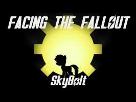 Facing the Fallout - SkyBolt (Fallout: Equestria) - (Radioactive, Imagine Dragons, Ponified)